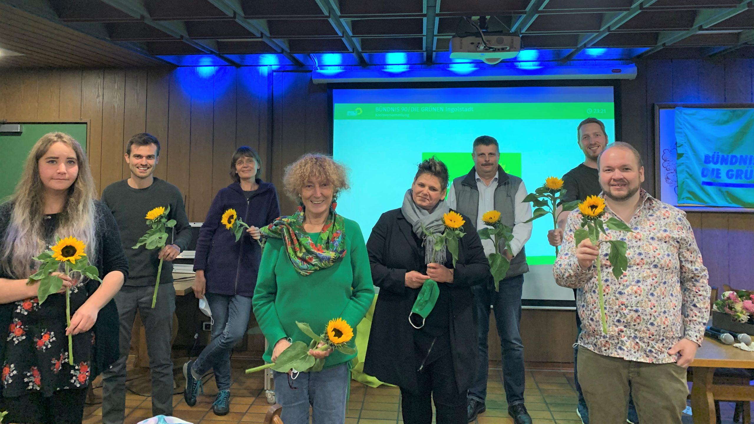Ingolstädter Kreisverband hat neuen Vorstand gewählt